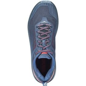Hoka One One Challenger ATR 5 Shoes Men dark blue/high risk red